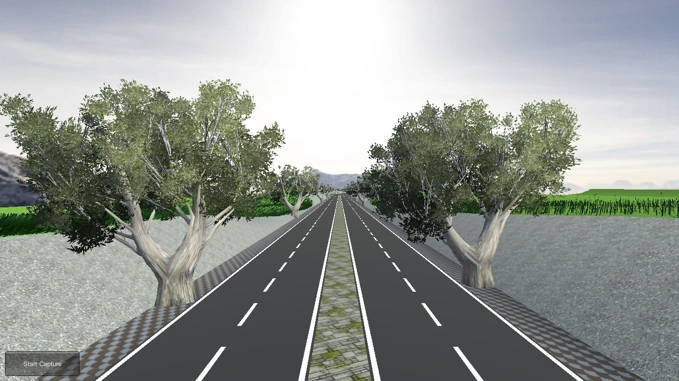 3D projects Demonstration01, Road Design Software - RDS